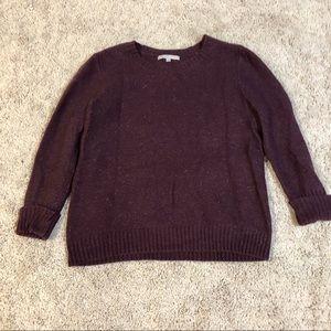 Gap maroon sweater